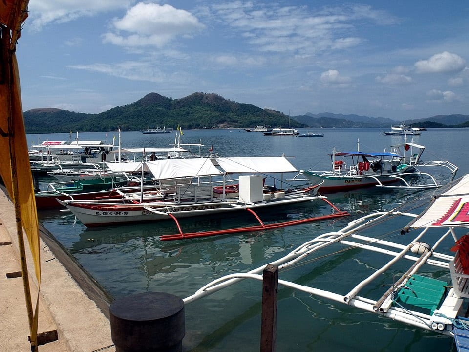 nearby destinations from Coron