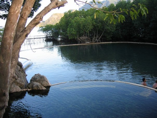 things to do in coron maquinit hot springs