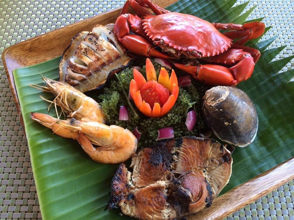 food in Coron