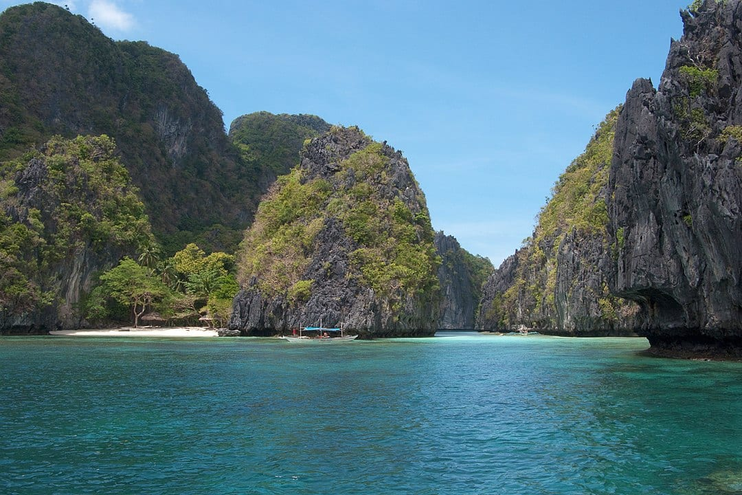 geography of el nido