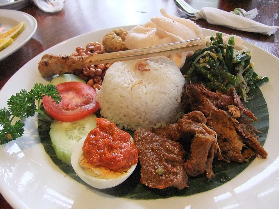 food in ubud