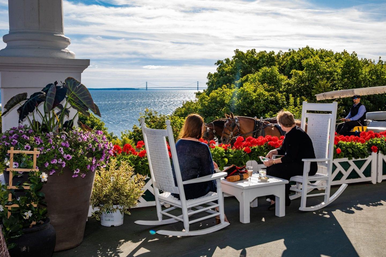 best restaurants Mackinac Island