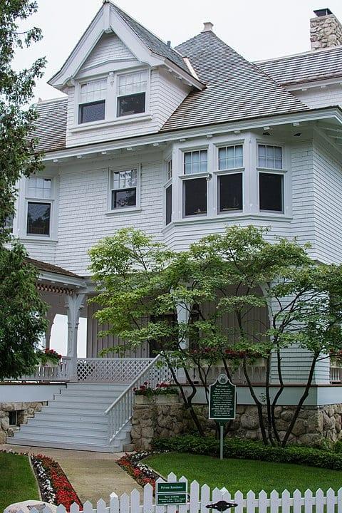 Governor's House Mackinac Island
