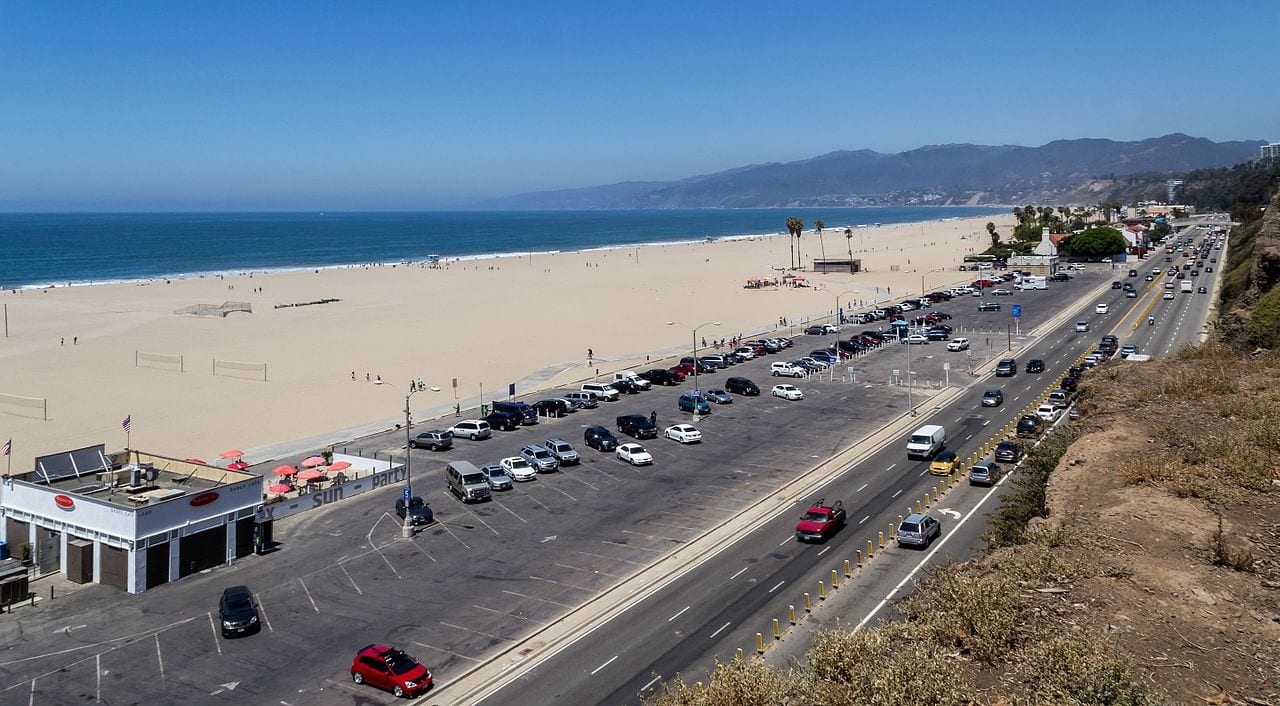 nearby destinations to Los Angeles