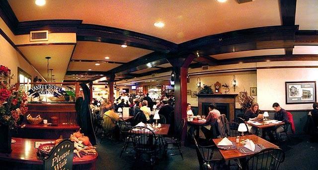 yankee rebel tavern