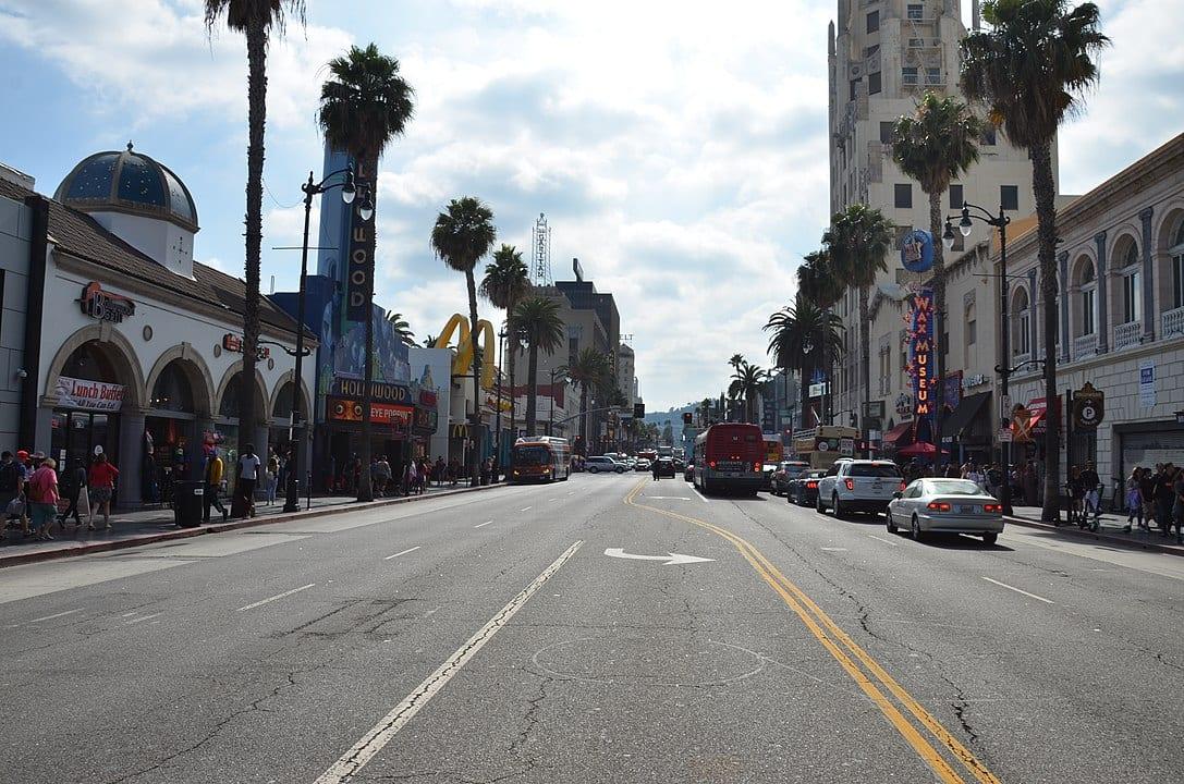 transportation in Los Angeles