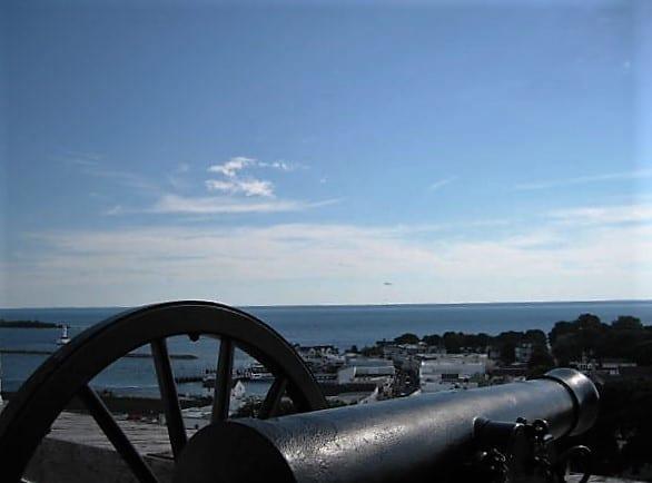 forts on Mackinac Island