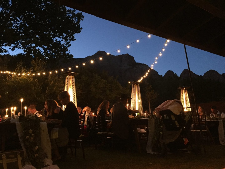 best restaurants around Zion national park