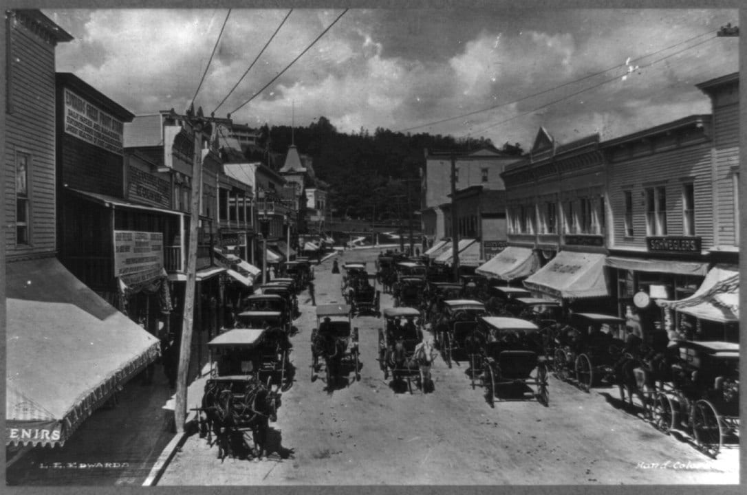 history of Mackinac Island
