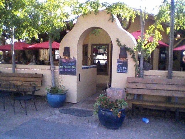 Oscar's cafe Zion national park