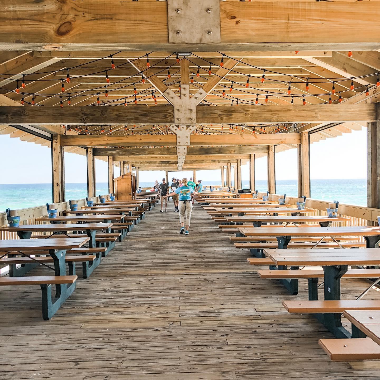 pineapple willy's best restaurant in Panama City beach