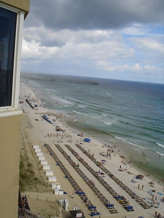 Panama City beach accommodations